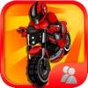 オートバイバイクレースエスケープ:ミュータント下水道ラット&カメゲームからスピードレーシング - マルチプレイシューター版 - iPhoneアプリ