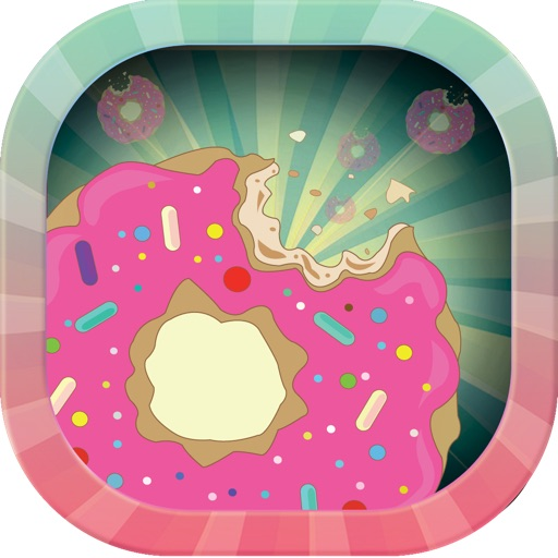 Donut Fast Tap Clicker - Sweet Food Click Time Adventure Pro