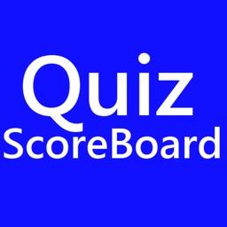Quiz ScoreBoard