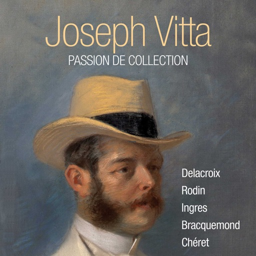 Joseph Vitta, Passion de collection