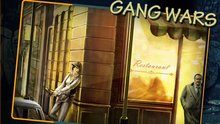 GangWars -Crime Story behind Downtown Empire
