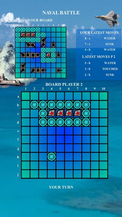 Naval Battle HD screenshot-3
