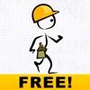 フリーSticklyジャンプゲーム - iPhoneアプリ