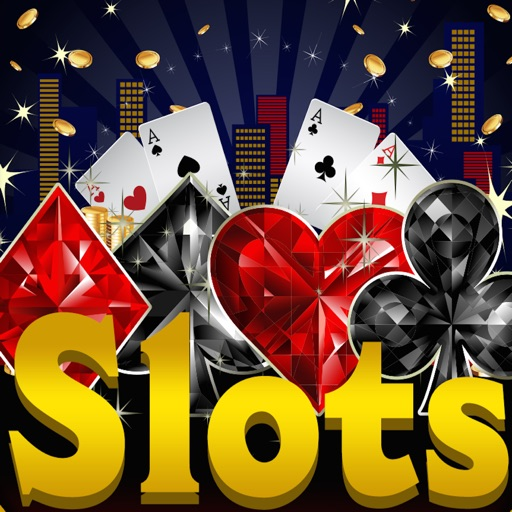 Poker Fire Slots - Light Slot Machine