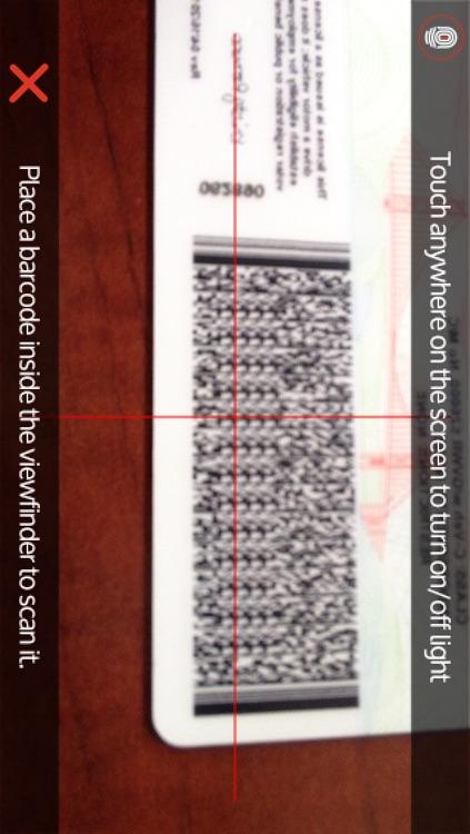 ID Scanner screenshot-4