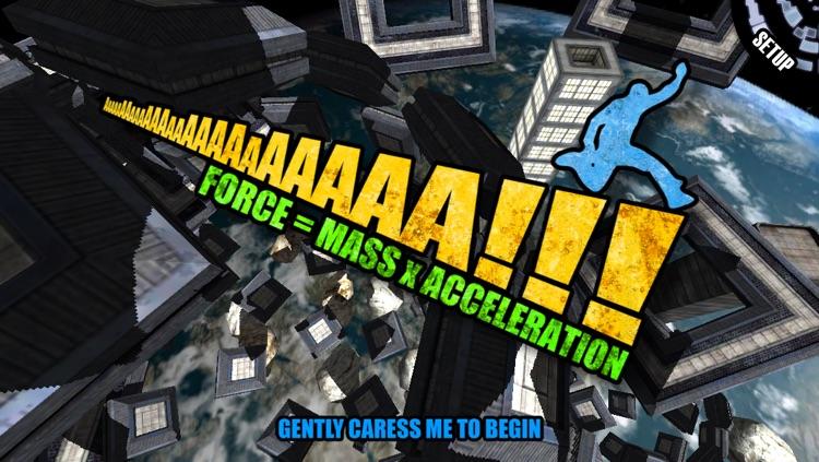 AaaaaAAaaaAAAaaAAAAaAAAAA!!! (Force = Mass x Acceleration)