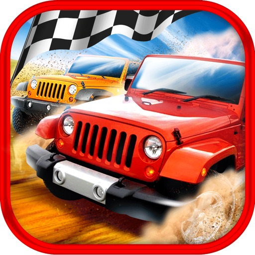 3D Jeep Racing Derby Frenzy - Racer Course Street Crashing Moto Track Action Free