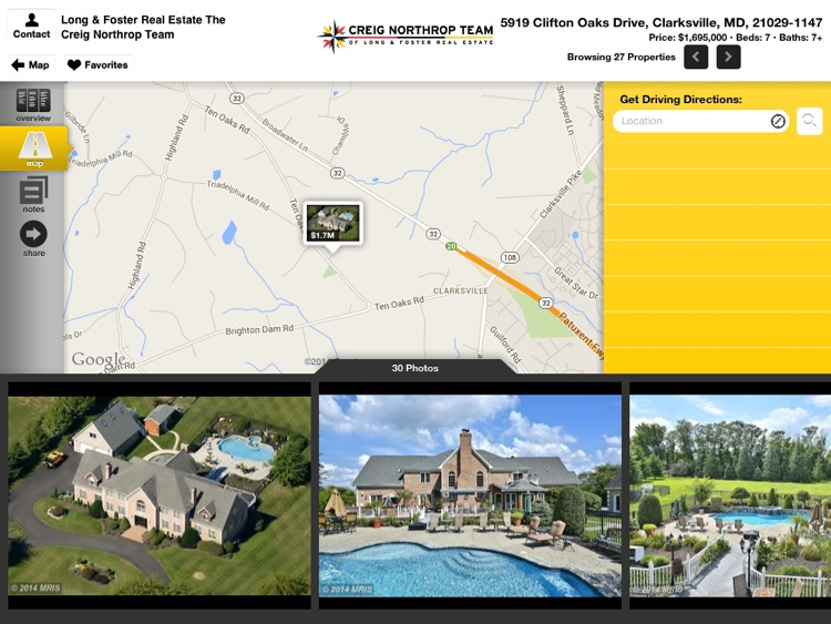 Mobile Real Estate from The Creig Northrop Team for iPad screenshot-3