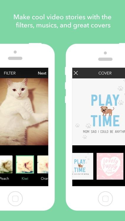 PetStory (Pet video recording) screenshot-4