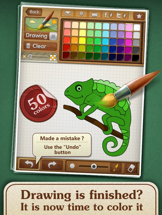 Drawing lessons: Learn how to draw animals screenshot-3
