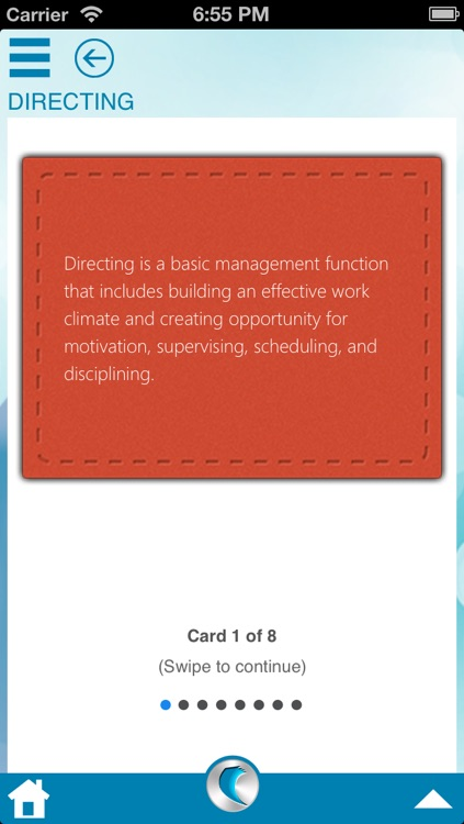Principles of Management & Project Management by WAGmob screenshot-4