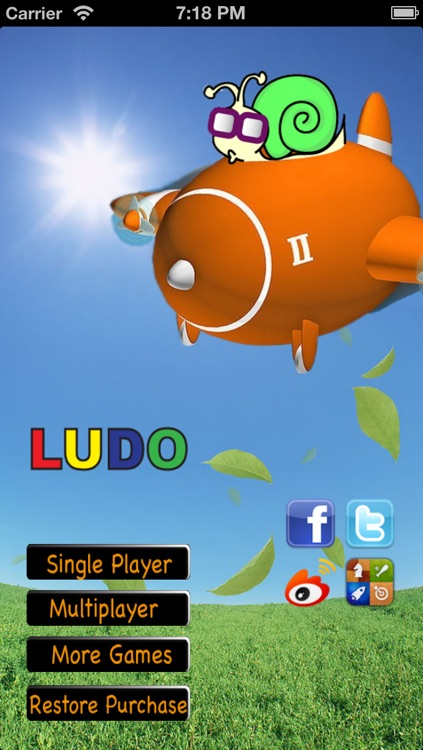 Simply Ludo screenshot-1