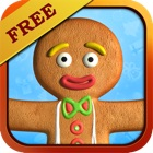会说话的姜饼人 - Talking Gingerbread Man icon