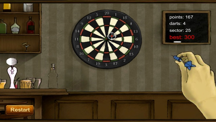 3D Darts screenshot-3