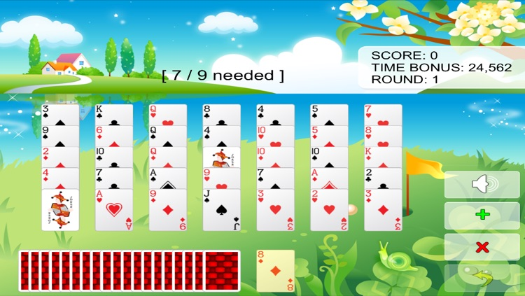 Golf Solitaire Genius
