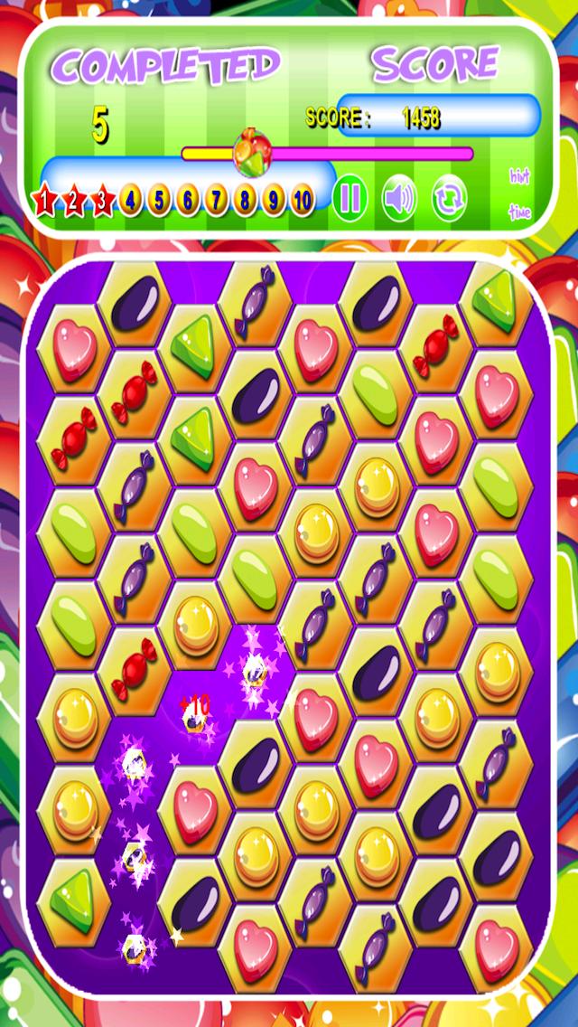 点击获取A Candy Shop Mania : Match 3 to Win