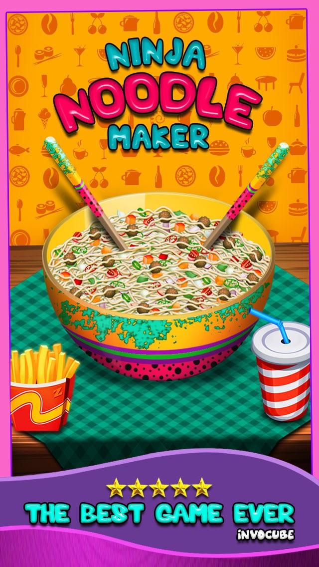 Ninja Noodle Maker