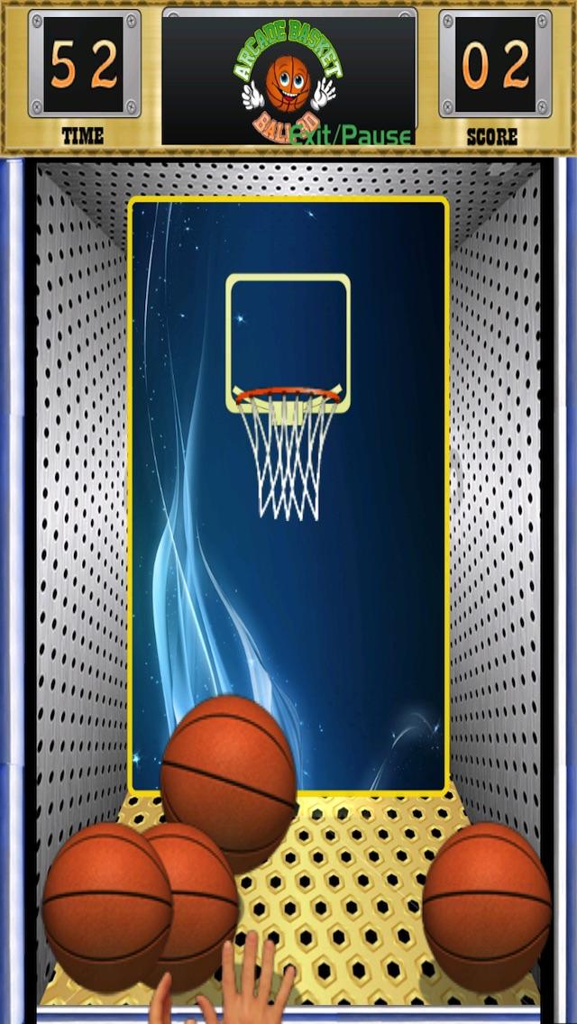 無料のバスケットボールゲーム - バスケットボールブリッツトップスコア版のスクリーンショット4