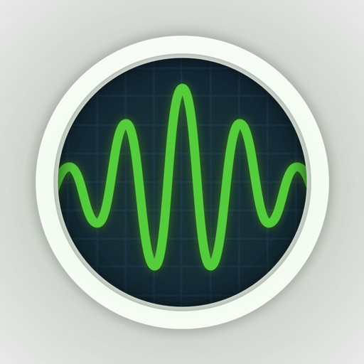 SignalSpy - Audio Oscilloscope, Frequency Spectrum Analyzer, and more