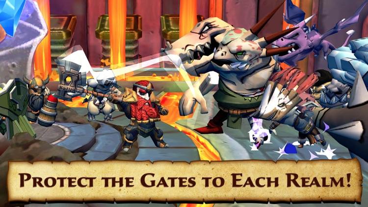 Defenders & Dragons screenshot-3