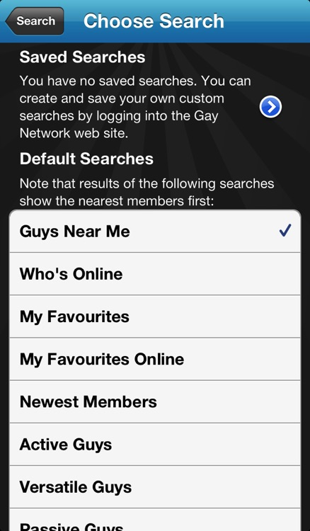 Gay Network GN – Gay & bi guys for local chat and dating screenshot-4