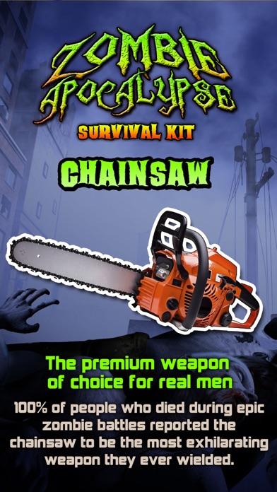 Zombie Apocalypse Survival Kit screenshot one