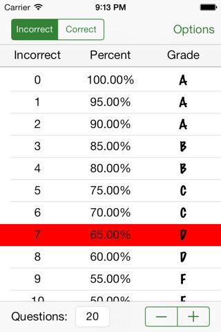 Grade Aid - - náhled