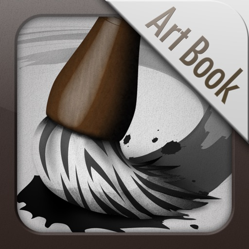 Zen Brush Art Book