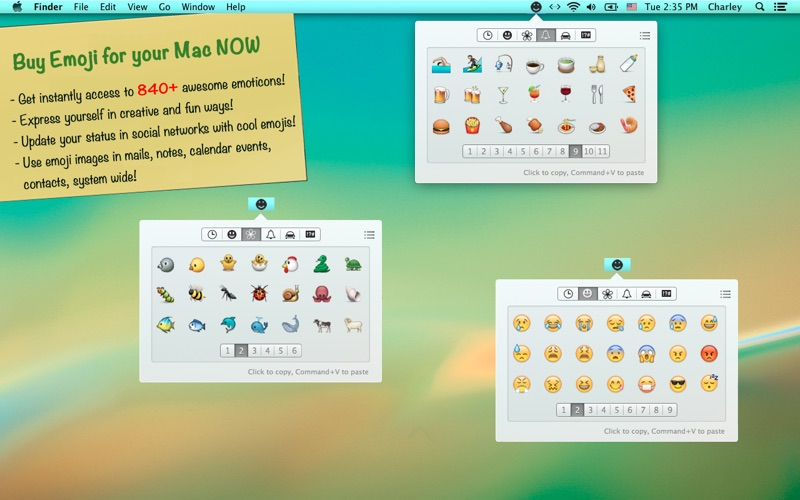 Emoji Free Screenshot