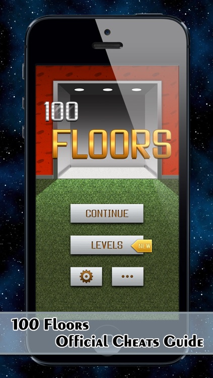100 Floors - Official Cheats Guide