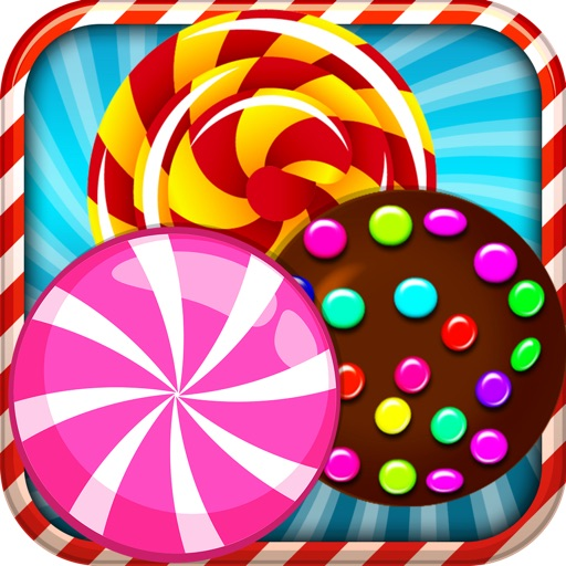 Candy Word Jumble Pro icon