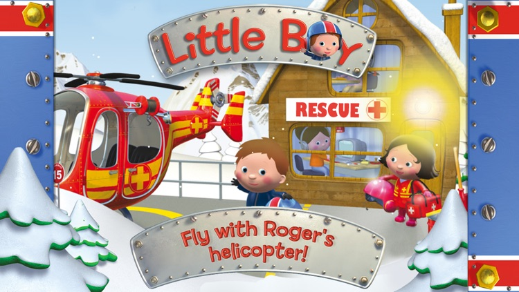Roger's helicopter - Little Boy