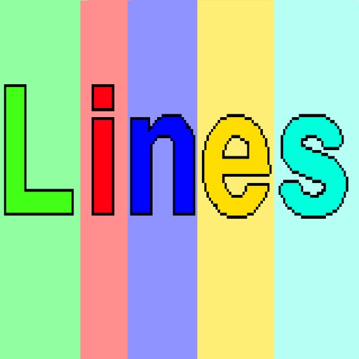 Colored Lines