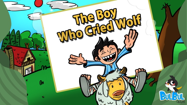 The boy who cried wolf - Aesop Fables