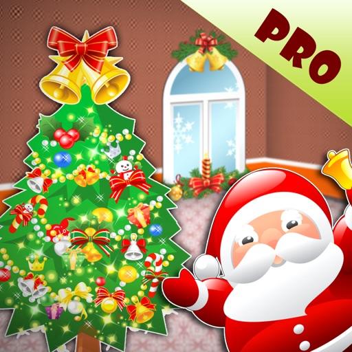 Christmas Room Decoration HD Pro