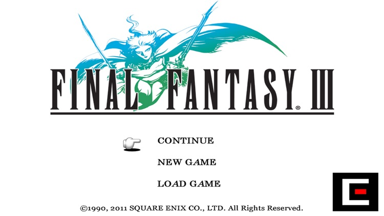 FINAL FANTASY III screenshot-0