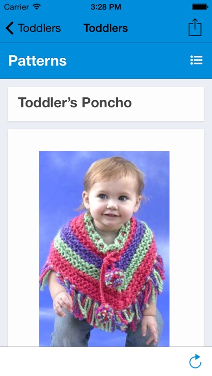 Babies and Kids Knitting Patterns screenshot-3