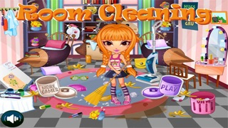 Room Cleaning screenshot one