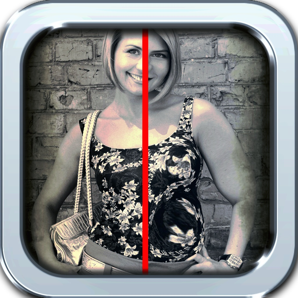Make My Selfie Skinny or Fat - Free Face and Body Booth