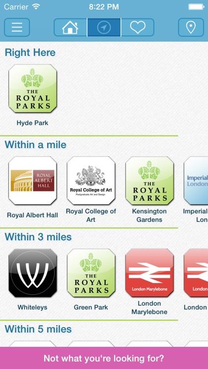 MApp - UK Indoor Maps