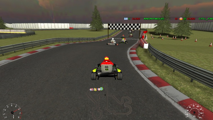Go Kart Race screenshot-4