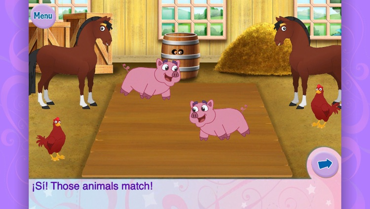Dora's Ballet Adventure screenshot-2