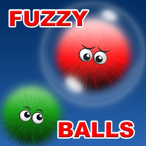 Fuzzy Balls iOS App