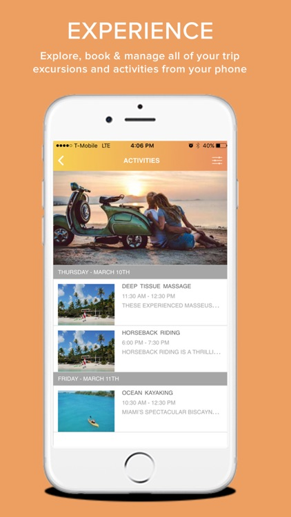 Leisure App screenshot-3