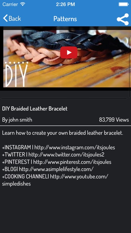 DIY Leather Bracelets - Best Video Guide