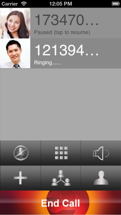 DynaSky VoIP screenshot-3