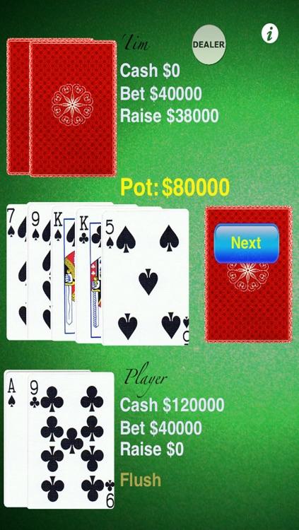 Advanced Texas Hold'em Poker