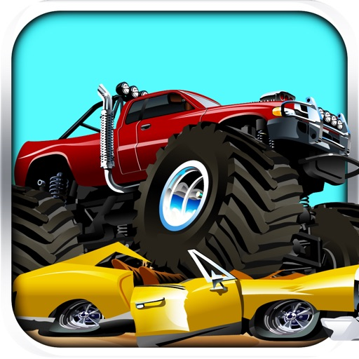 Angry Monster Truck Showdown icon