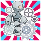 Army of War Robots - Free Jump and Run Game, Army of the robot guerra - salto livre e jogo de raça icon