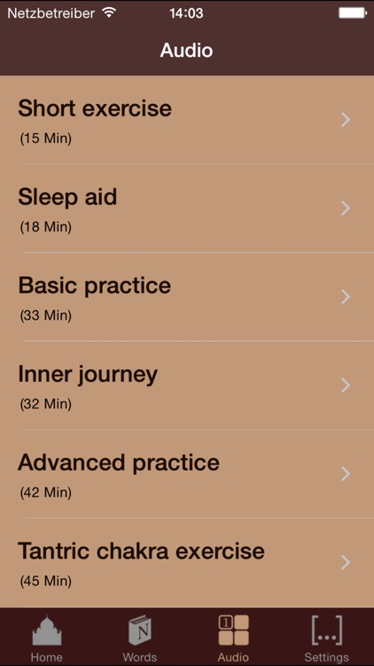 Yoga Nidra screenshot-3